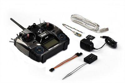 Radio Graupner mx-20 - 3