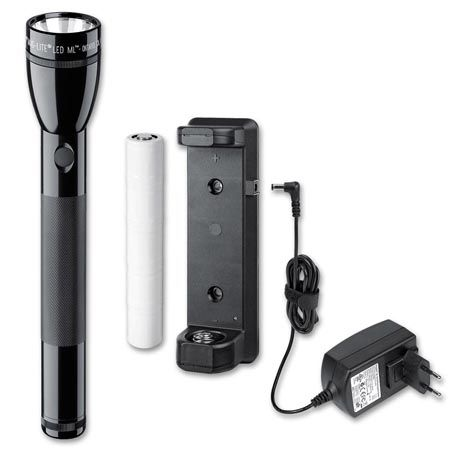 Lampe torche ml125 led rechargeable maglite - Lampe torche rechargeable ...