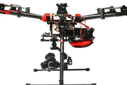 Parachute de secours pour DJI S900 - 2