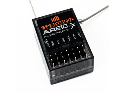 Recepteur spektrum ar610