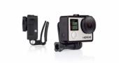 Fixation bandeau + pince QuickClip pour GoPro