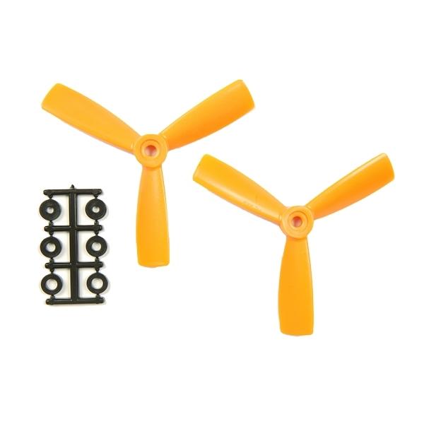 2 hélices HQProp 4x4.5x3 anti-horaires