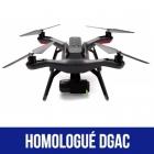 3D Robotics SOLO homologu� S1, S2 & S3