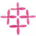 4 hélices Blade 4x4x4 Lumenier hélice violette