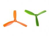 4 hélices HQProp 5x4.6x3