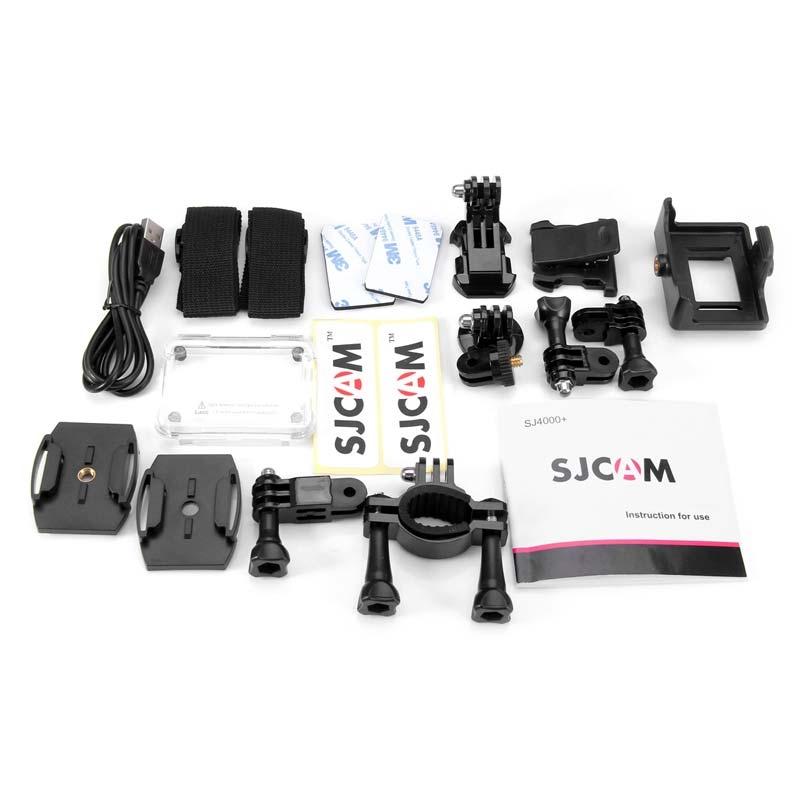 Accessoires et fixations caméra SJCAM SJ4000+