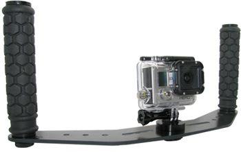 Adaptateur pied photo en aluminium pour GoPro