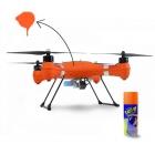 A�rosol Plasti Dip 400 ml appliqu� sur un drone