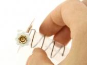 Molette de serrage antenne Helix 5.8GHz la Fabrique Circulaire