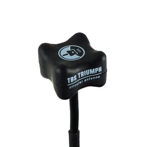 Antennes TBS triumph 5.8 GHz - détail de l\'antenne