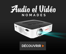 Audio vid�o nomade - Noel 2015