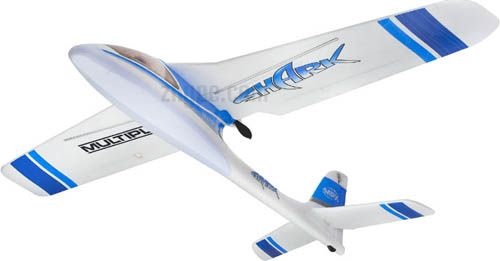 Avion Multiplex Shark RR +