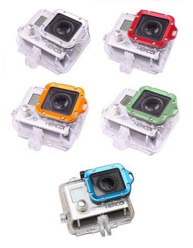 Bague de couleur pour caisson GoPro Hero3