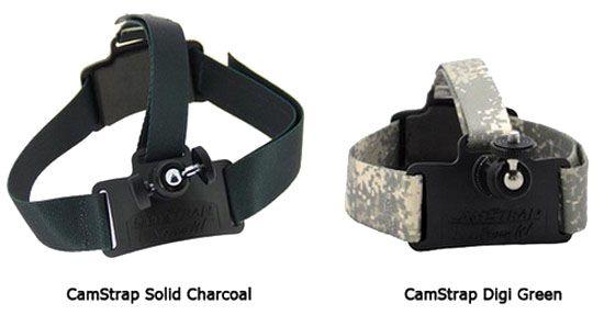 Bandeau de fixation CamStrap Solvid