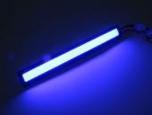 Barre LED MIKO 14 cm de couleur bleue