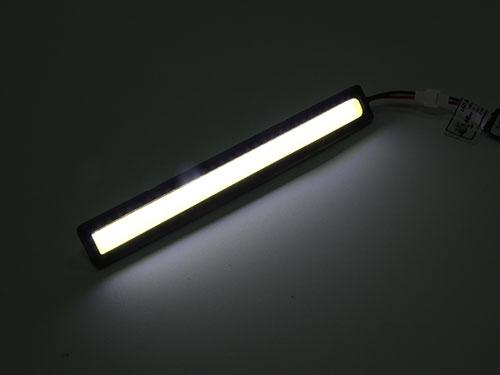 Barre LED MIKO 14 cm de couleur blanche
