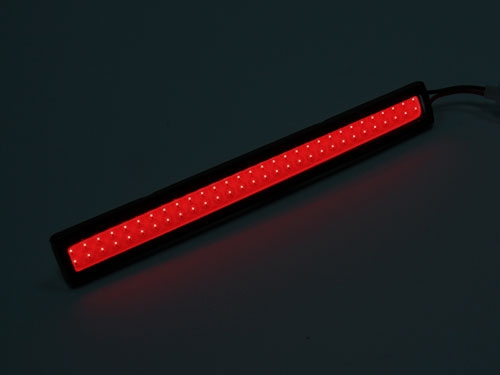 Barre LED MIKO 14 cm de couleur rouge