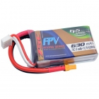Batterie 630mAh 3S 75C (XT30) - EPS