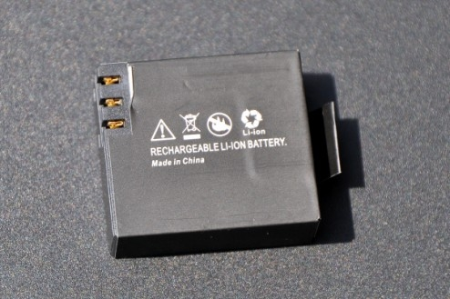Batterie caméra SJCAM SJ400+