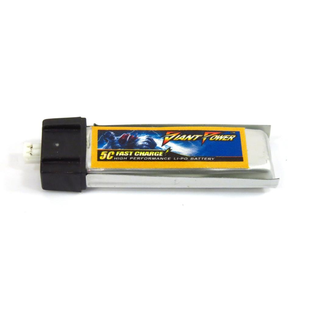 Batterie Dinogy 1S 3.7V 180mAh 50C pour Blade Inductrix et TinyWhoop