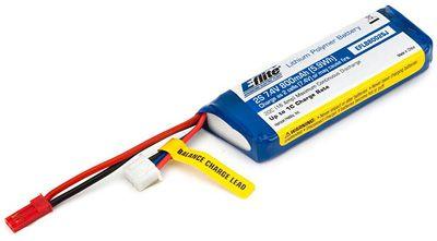 Batterie EFlite 2S 7.4V 800 mAh 20C - Blade 200QX