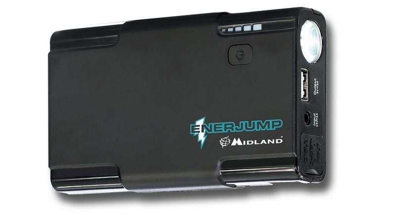 Batterie de secours Enerjump - Midland