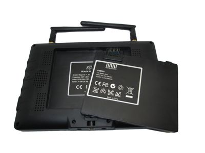 "Batterie interne pour moniteur LCD 7"" Blackpearl"