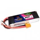 Batterie lipo 3S 1300 mAh 60C (XT60) - EPS