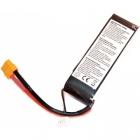 Batterie Lipo 3S 2200 mAh 40C (XT60) - EPS - Vue du dessous