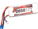Batterie lipo 3S 2650 mAh 45C - Dualsky