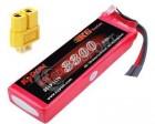 Batterie lipo 3S 3300 mAh 45C (XT60) - KyPOM
