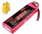 Batterie lipo 4S 2600 mAh 45C (XT60) - KyPOM