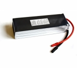 Batterie lipo 6S 14000 mAh 25C (AS150) - EPS - Vue du dessous