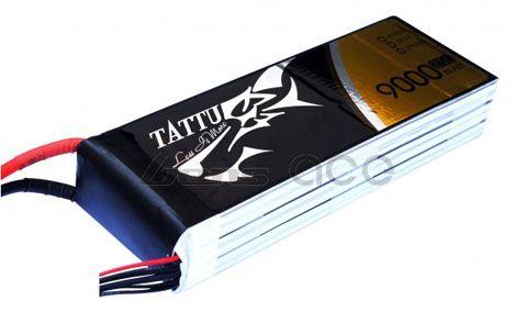 Batterie Lipo 6S 9000 mAh 25C (XT60) - TATTU
