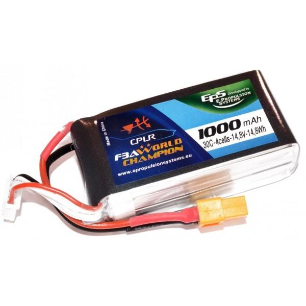 Batterie Lipo EPS 1000 mAh 4s 30C