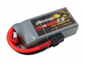 Batterie LiPo Graphène 4S 1000mAh - Dinogy