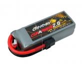 Batterie LiPo graphène 4S 1500mAh - Dinogy