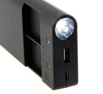 Batterie nomade pour GoPro Hero 3/3+ et smartphones