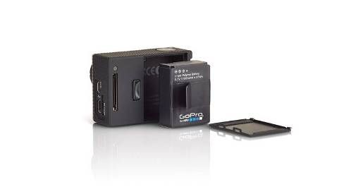 Batterie de rechange pour caméra GoPro Hero3/Hero3+ - photo 2