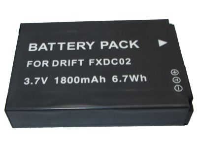 Batterie STS pour Drift HD Ghost et Ghost-S