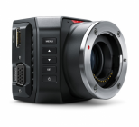 Camera Micro Studio 4K - Blackmagic