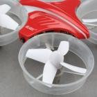 Blade Inductrix RTF - détail du carénage des turbines
