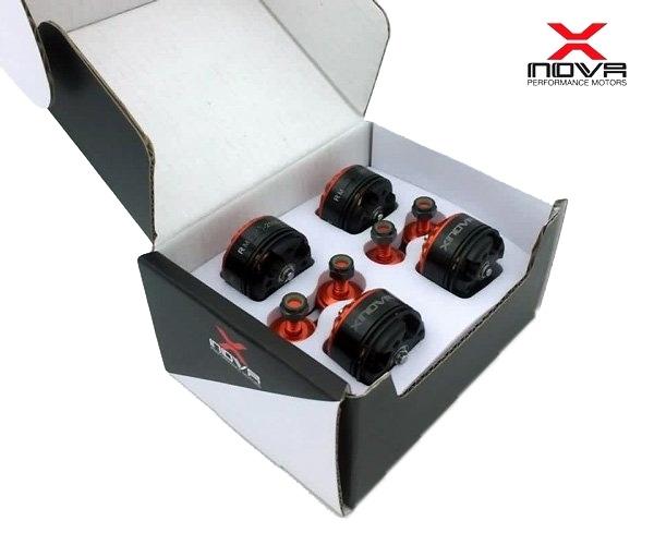 Moteurs Xnova 2206 - 2500Kv vendu par 4 dans une boite