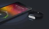 Bracelet connecté au smartphone via Bluetooth