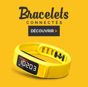 Bracelets connect�s - Noel 2015