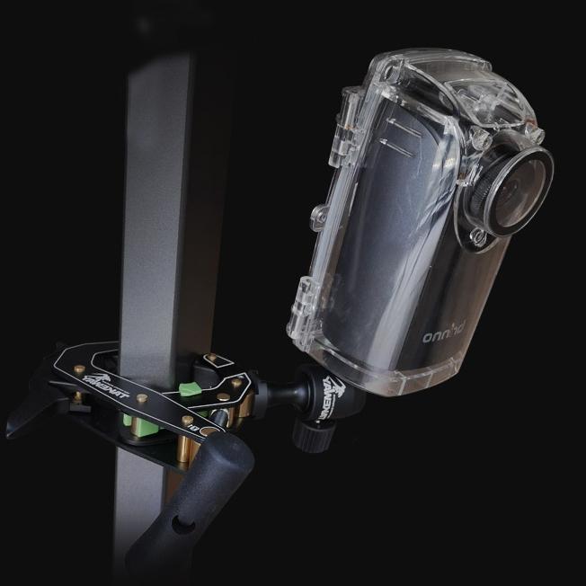 Brinno Caméra Construction Pro BCC200 nouvelle fixation support