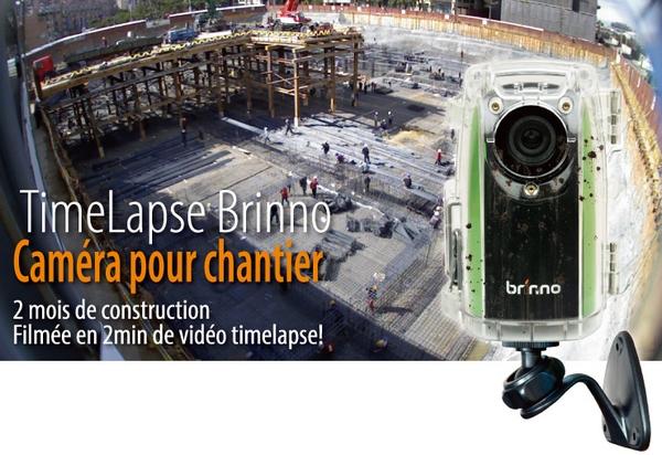 Kit Construction BCC100 - Brinno
