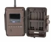 Bushnell Trophy Cam HD Wireless GSM/GPRS vue écran et logement piles