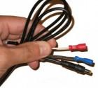 Câble d\'alimentation externe Uway
