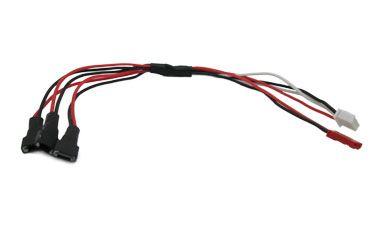 Câble de charge pour 3 Lipo 1S